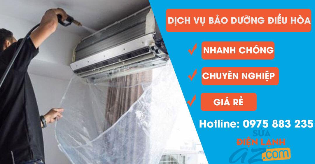 Dịch vụ Bảo dưỡng điều hòa giá rẻ tại Hà Nội