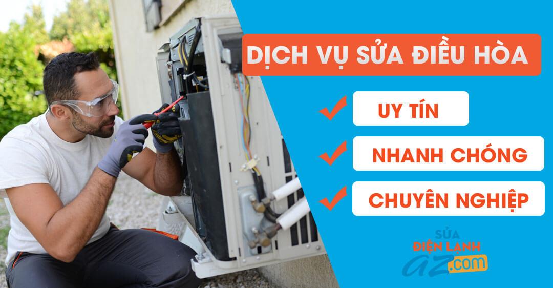 Dịch vụ sửa điều hòa tại nhà Hà Nội giá rẻ