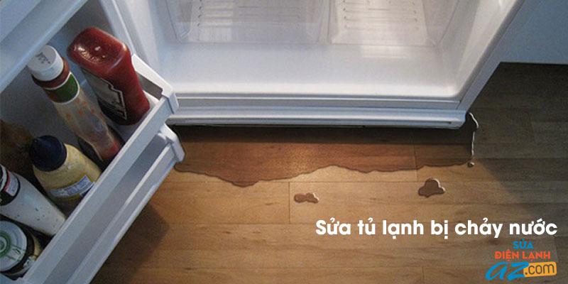 Sửa tủ lạnh bị chảy nước tại Hà Nội