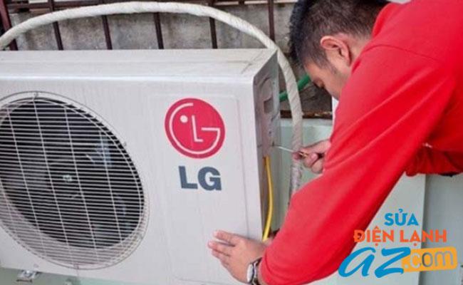 Thợ sửa chữa điều hòa LG uy tín