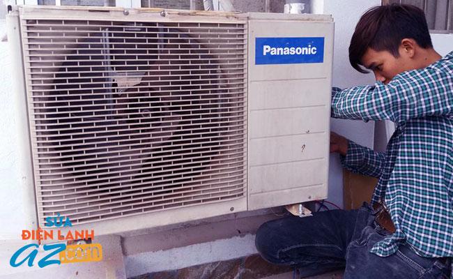 Sửa chữa điều hòa Panasonic uy tín