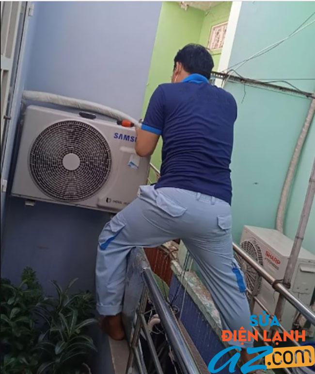 Sửa điều hòa tại Ba Đình chuyên nghiệp