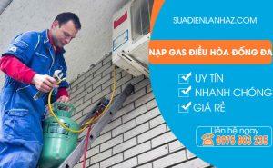 Dịch vụ nạp gas điều hòa tại quận Đống Đa
