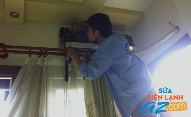 Dịch vụ sửa điều hòa Electrolux tại nhà