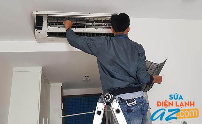 Sửa chữa điều hòa Hitachi tại nhà