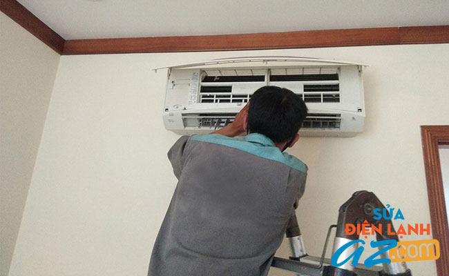 Sửa điều hòa Toshiba tại nhà