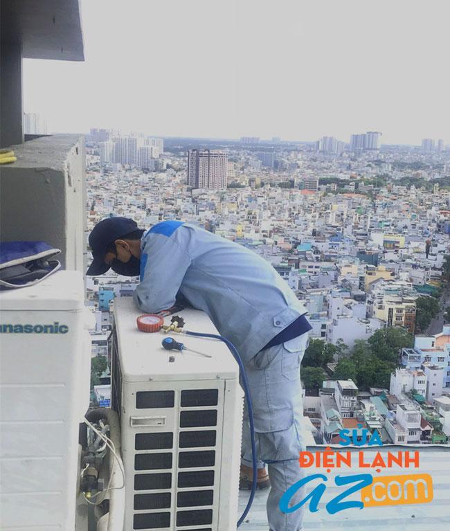 thợ nạp gas điều hòa tại cầu giấy