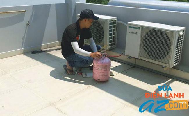 Nạp gas điều hòa tại Hoàn Kiếm giá rẻ