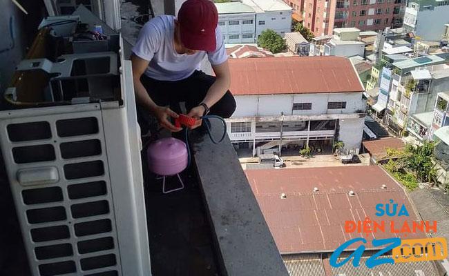 Thợ nạp gas điều hòa tại quận Hoàn Kiếm